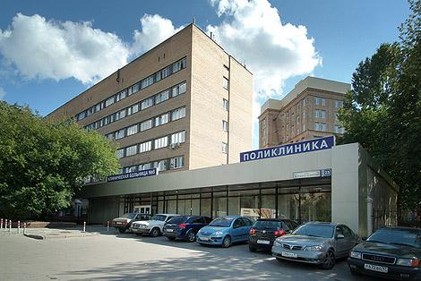 Больница МОНИКИ адрес в Москве схема проезда